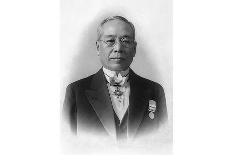 No.01 豊田佐吉(1927年)ID : S-710041