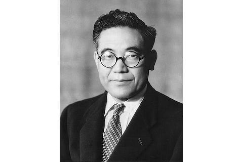 No.02 豊田喜一郎(1941-1950年の間、後半期と思われる)ID : S-710194