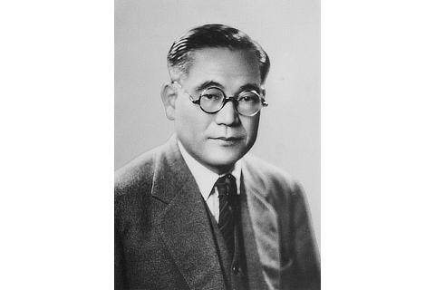 Kiichiro Toyoda (sometime between 1941 and 1950, likely closer to 1950)