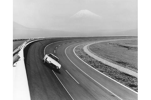 No.21 「東富士」自動車性能試験場(完成当時)(1966年) ID : S-710021