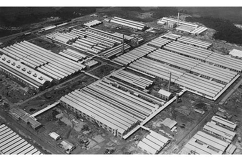Koromo Plant (at the time of completion) (1938)