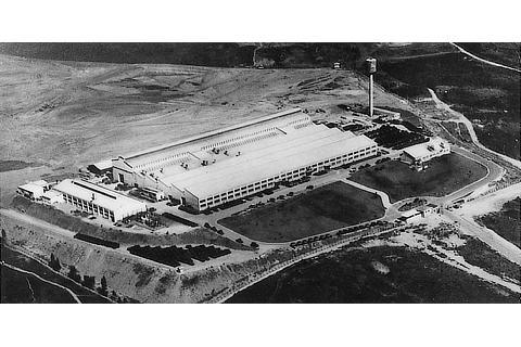 No.37 ブラジル、「ブラジル トヨタ社」サンベルナルド工場(1958年) ID : S-710272