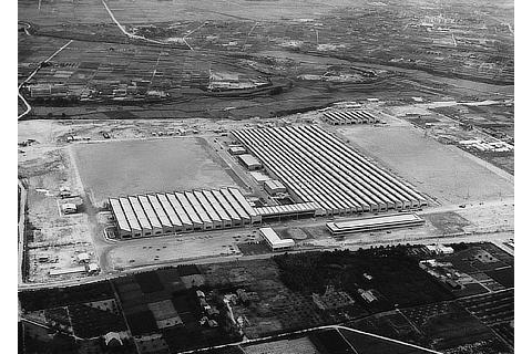 Motomachi Plant (at the completion of Phase 1 construction) (1959)