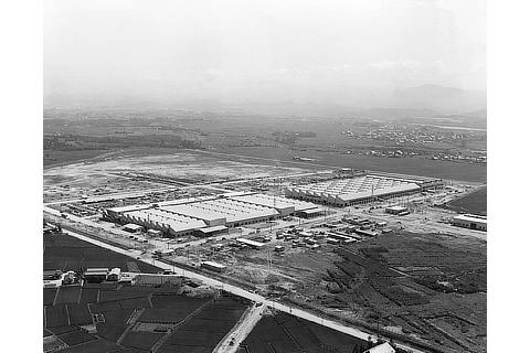 Kamigo Plant (at time of completion) (1965)