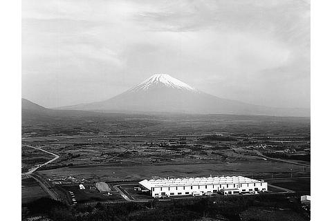 Higashi-Fuji Technical Center (photo from 1967)