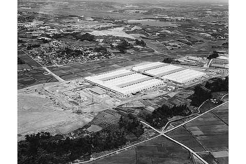 Miyoshi Plant (at time of completion) (1968)
