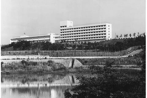 Nisshin Training Center (at time of completion) (1974)