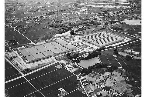 Shimoyama Plant (at time of completion) (1977)