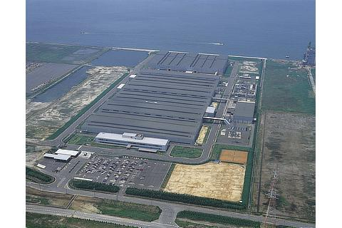 Kinuura Plant (at time of completion) (1978)