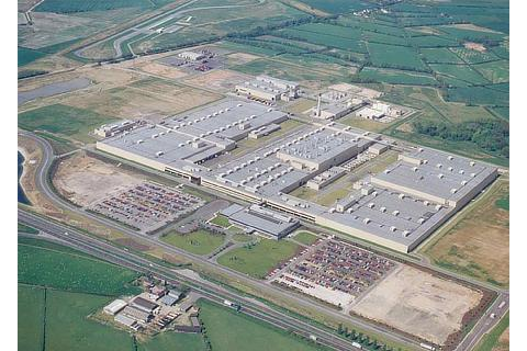 Toyota Motor Manufacturing (UK) Ltd. (TMUK) (at time of completion) (1992)