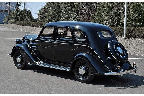 TOYODA Model AA(1936年)