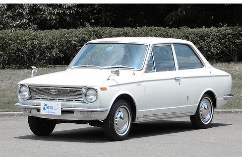 TOYOTA Corolla (1966)