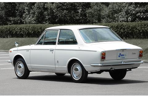 TOYOTA Corolla(1966年)