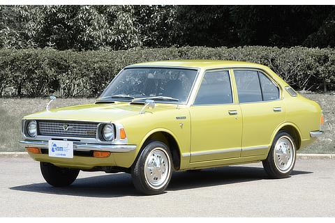 TOYOTA Corolla(1970年)