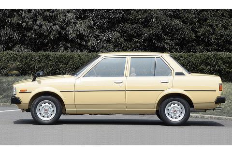 TOYOTA Corolla(1979年)