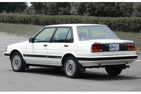 TOYOTA Corolla(1983年)