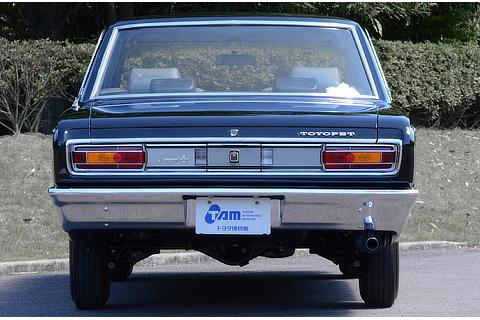 TOYOPET Crown(1967年)