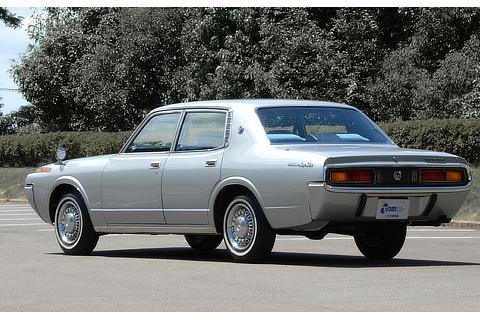 TOYOTA Crown(1972年)