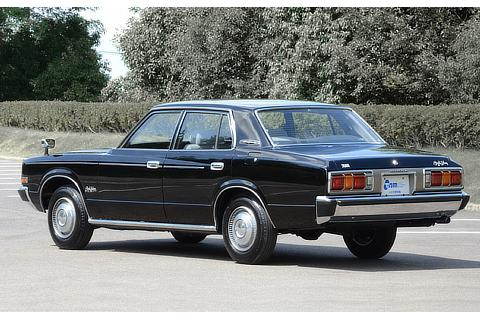 TOYOTA Crown(1975年)