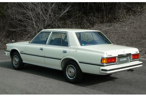 TOYOTA Crown(1980年)