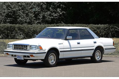 TOYOTA Crown(1986年)