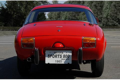 TOYOTA Sports 800(1965年)