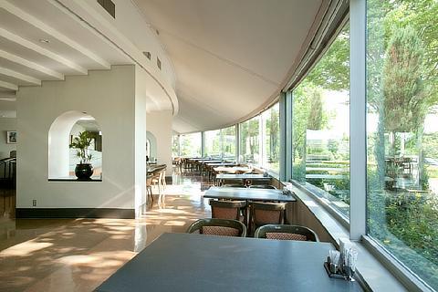 ミュージアムレストラン AVIEW