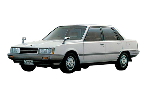 No.02 Camry SD 2nd 1982.03.24 ID : 054_60002022