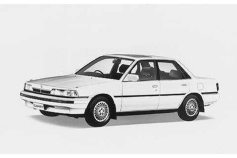No.03 Camry SD 3rd 1986.08.20 ID : S-520052