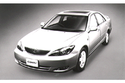 No.07 Camry SD 7th 2001.09.27 ID : nt01_189a