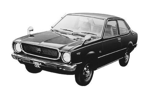 No.03 Corolla SD 3rd 1974.04.26 ID : S-410158