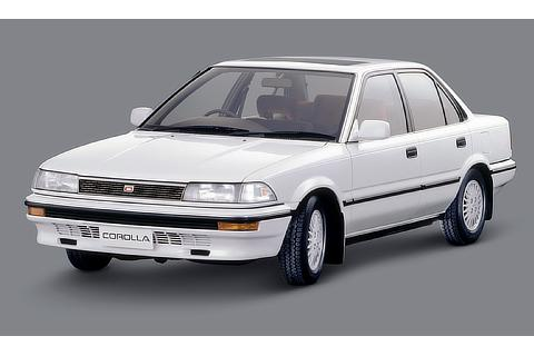 No.06 Corolla SD 6th 1987.05.15 ID : S-K00006