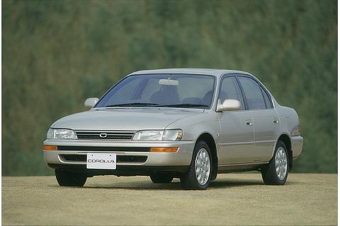 No.07 Corolla SD 7th 1991.06.12 ID : S-710534