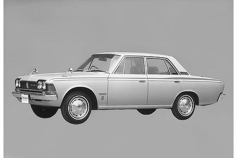 No.03 Toyopet Crown SD 3rd 1967.09.13 ID : S-410099