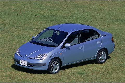 No.01 Prius SD 1st 1997.12.10 ID : S-710658
