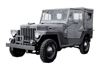 """1951 """"BJ"""" Series"""