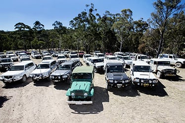 Land Cruiser Series Sydney, Australia