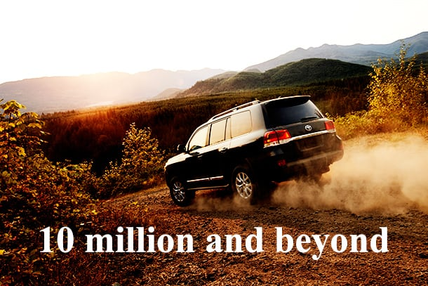 Land Cruiser Special Website