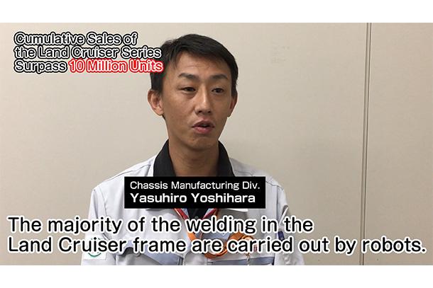 Robot Welding Video