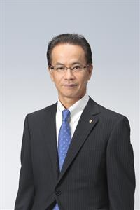 Shigeki Tomoyama Senior Managing Officer Toyota Global