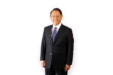 Akio Toyoda, President, Member of the Board of Directors (Representative Director)