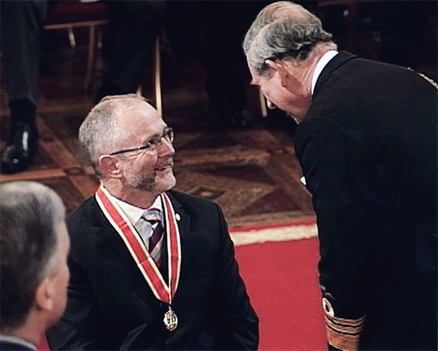 Sir Philip Craven
