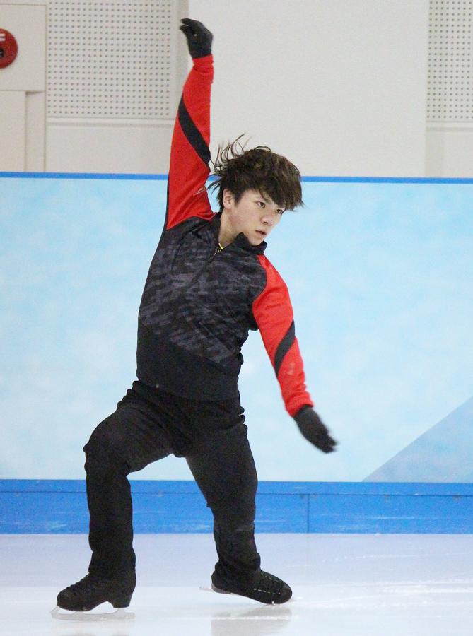 宇野 昌磨選手