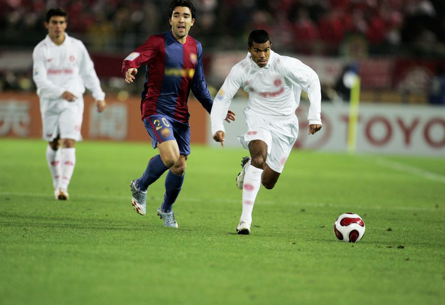 FIFA Club World Cup in Dec, 2004