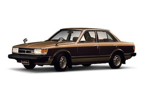 1980 Celica Camry (1st generation)