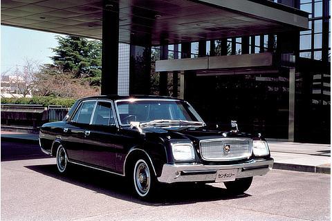 初代 センチュリー 1967