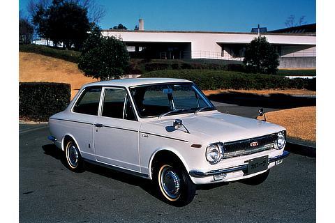 1966 Corolla (1st generation)