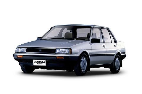 1983 Corolla (5th generation)