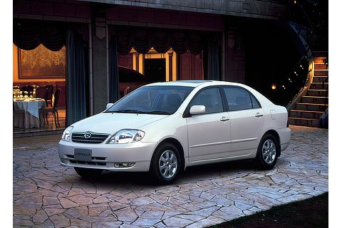 2000 Corolla (9th generation)