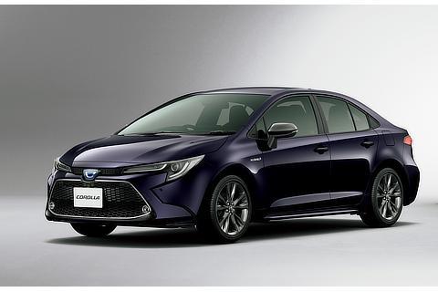 2019 Corolla (12th generation)